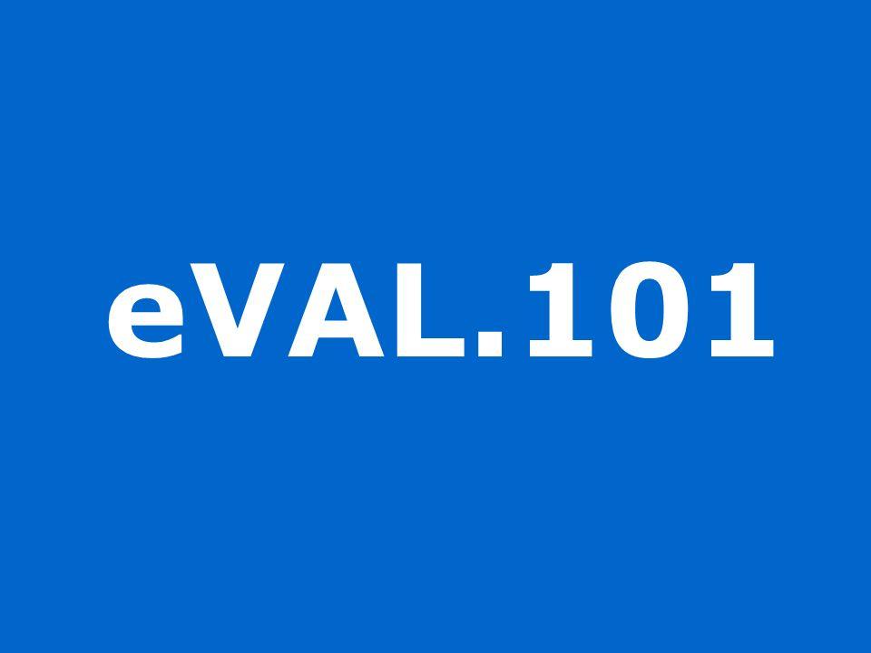 eVAL.101