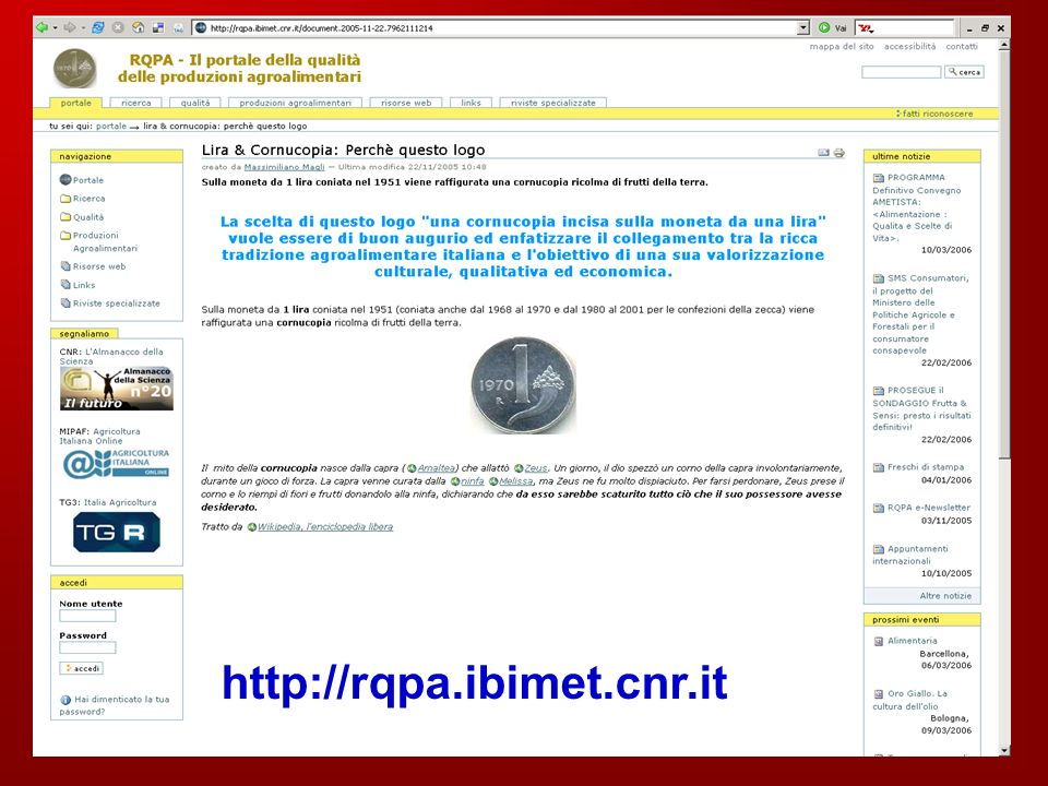 http://rqpa.ibimet.cnr.it