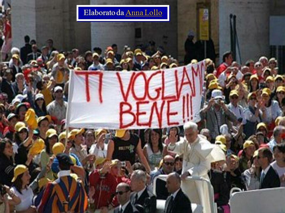 Grazie anche per quellamore che rende sempre riconoscibili le impronte lasciate dal Papa dei giovani nel cuore di tanti.