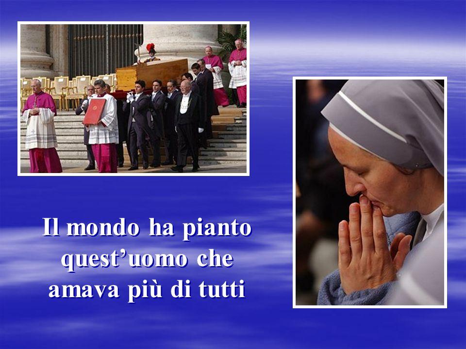 La Chiesa è la famiglia di Dio nel mondo.