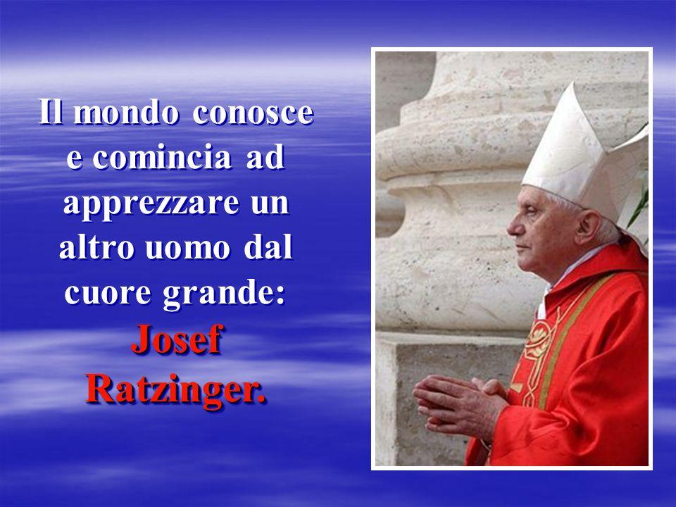 Josef Ratzinger.