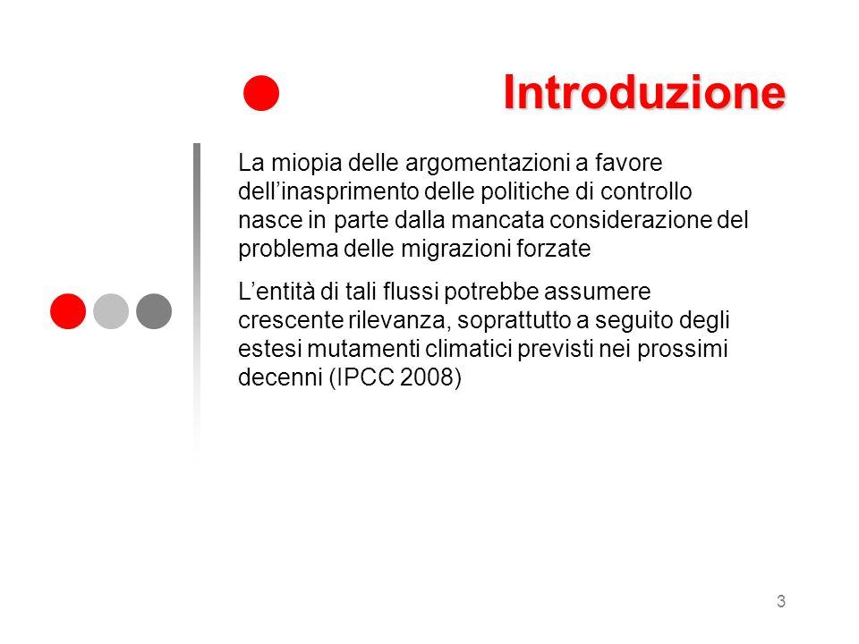 3 Introduzione La miopia delle argomentazioni a favore dellinasprimento delle politiche di controllo nasce in parte dalla mancata considerazione del p