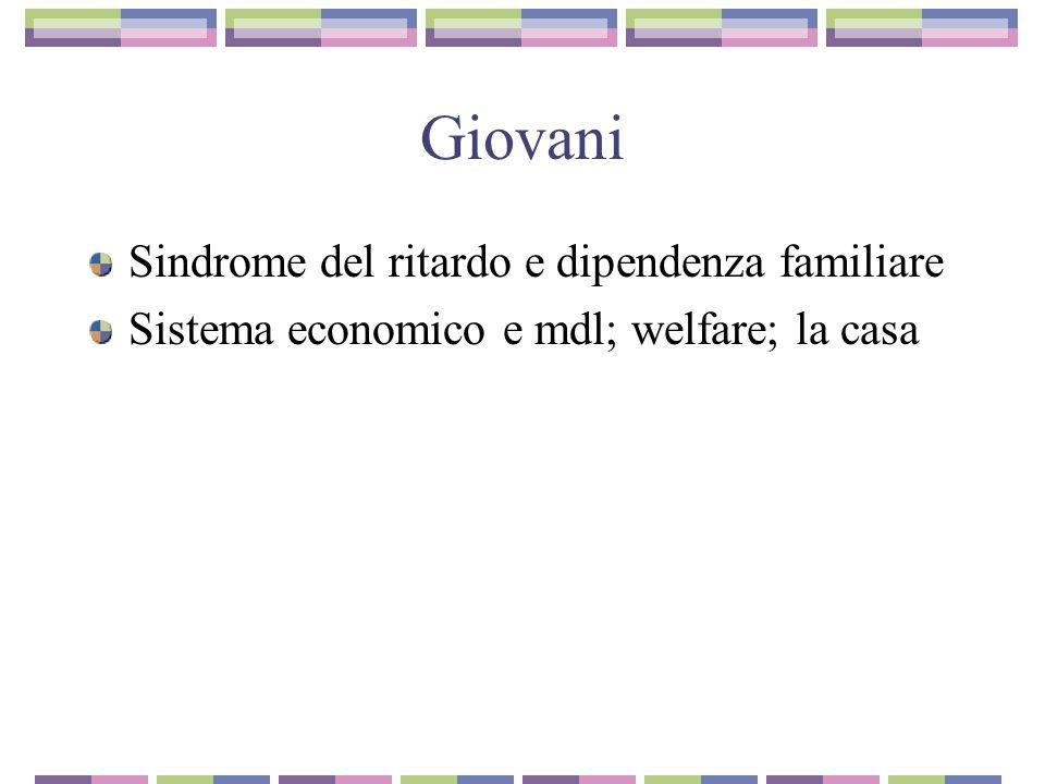 Giovani Rapporto 2011 su povertà ed esclusione sociale in Italia (Caritas e Fondazione Zancan): sempre più italiani chiedono aiuto, dal 2007 il 42,5% in più, mentre dal 2005 al 2010 i giovani sono aumentati del 59,6%.