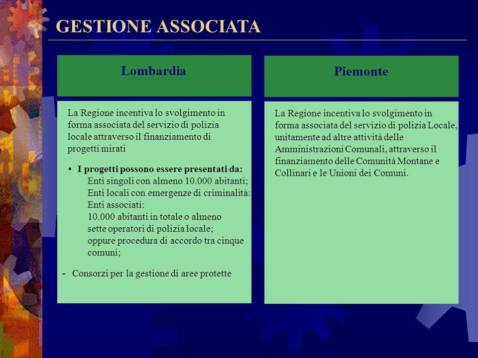 COMITATO REGIONALE PER LA S. U. Veneto -Non previsto Emilia Romagna -Al fine della promozione e dello sviluppo delle intese con lo Stato, con le Provi