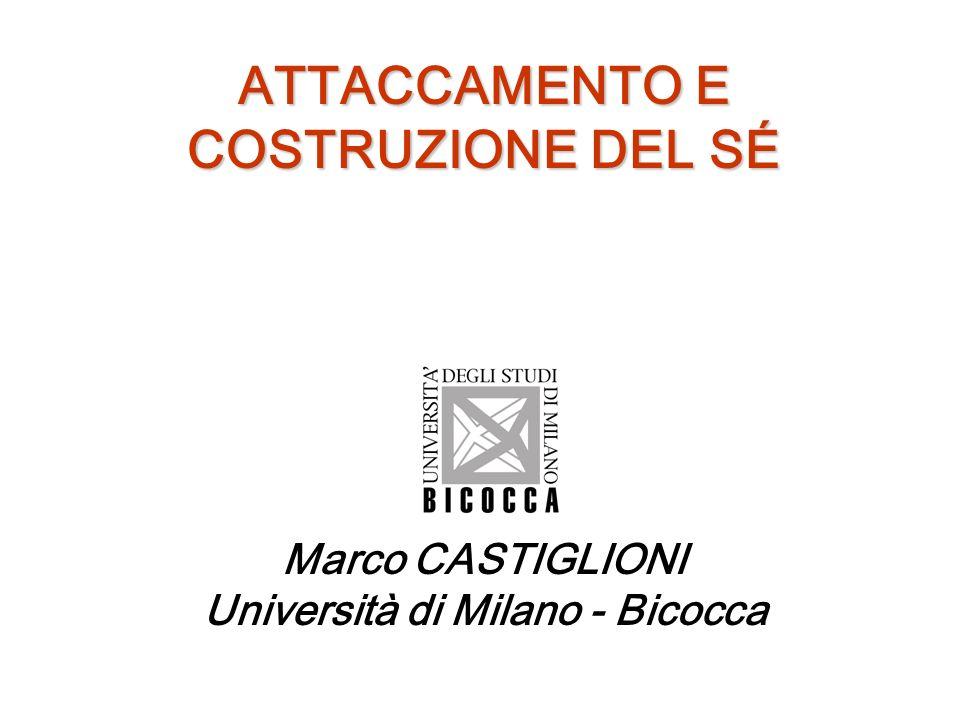CONCETTI BASE (fonte: Liotti, 1996, Cassibba, 2003) 3 diverse accezioni di attaccamento.