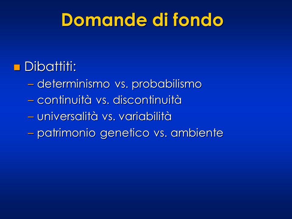 Determinismo vs.