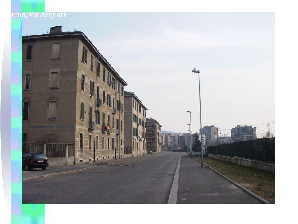 Torino, via Arquata