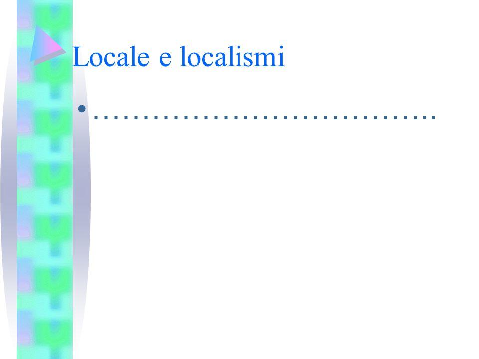 Bando attuativo della Regione Lombardia per la presentazione delle proposte di Contratti di quartiere (2008) perseguire lapproccio integrato e coordinato delle problematiche sociali e di bisogno degli abitanti insediati o da insediare, da parte delle amministrazioni ed enti pubblici, nonché dei soggetti pubblici e privati coinvolti, attraverso lo sviluppo di specifici servizi e progetti tesi a incrementare loccupazione e a favorire lintegrazione sociale in settori quali la promozione della formazione professionale giovanile, il recupero dellevasione scolastica, lassistenza agli anziani, la realizzazione di strutture per laccoglienza e la partecipazione sociale, prevedendo specifici progetti di accompagnamento sociale anche con riferimento ai Piani di Zona di cui allarticolo 19 della L.
