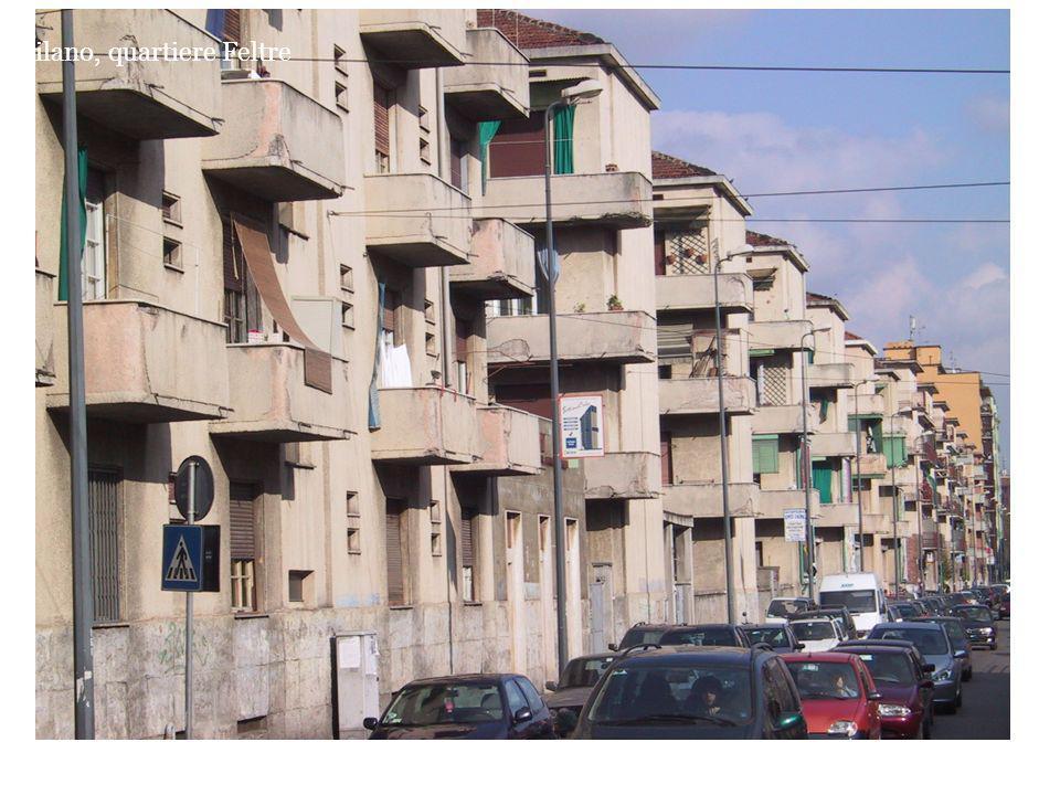 Milano, quartiere Feltre