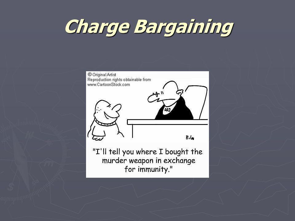 Charge Bargaining