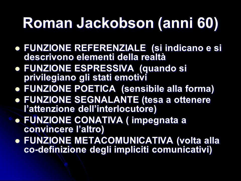 COMUNICAZIONE RELAZIONE COMUNICAZIONE RELAZIONE ( WATZLAWICK) ( WATZLAWICK) BATESON (1972) Al di là delle informazioni che ci scambiamo sui contenuti vi è una domanda fondamentale che sempre rivolgiamo: Come mi vedi?