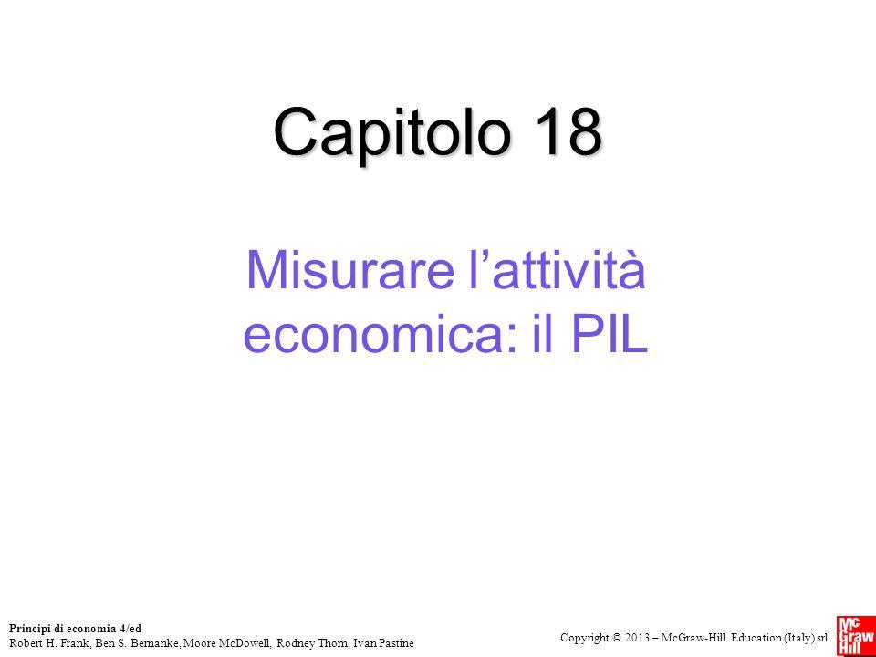 Principi di economia 4/ed Robert H.Frank, Ben S.