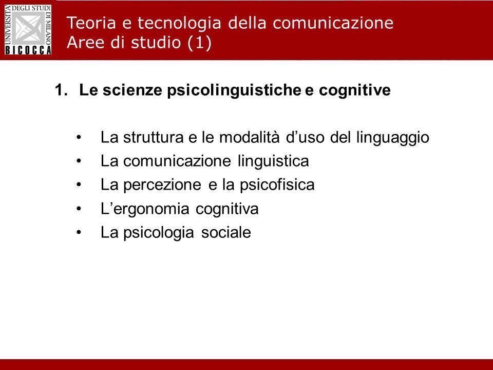 Laurea Magistrale in Informatica - Nuovo regolamento didattico 2.