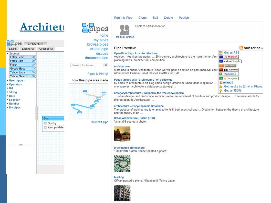 Architettura nella blogosfera