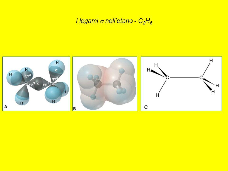 I legami nelletano - C 2 H 6