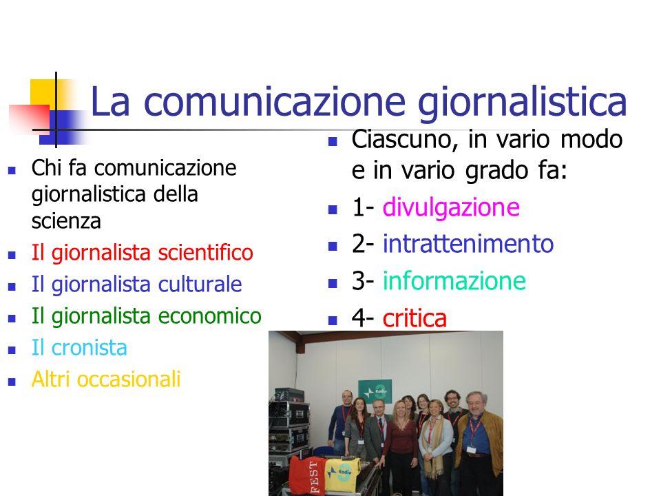 Tecniche di comunicazione Le tecniche di comunicazione sono diverse La scelta migliore dipende da chi comunica, cosa intende comunicare e a chi Divulg