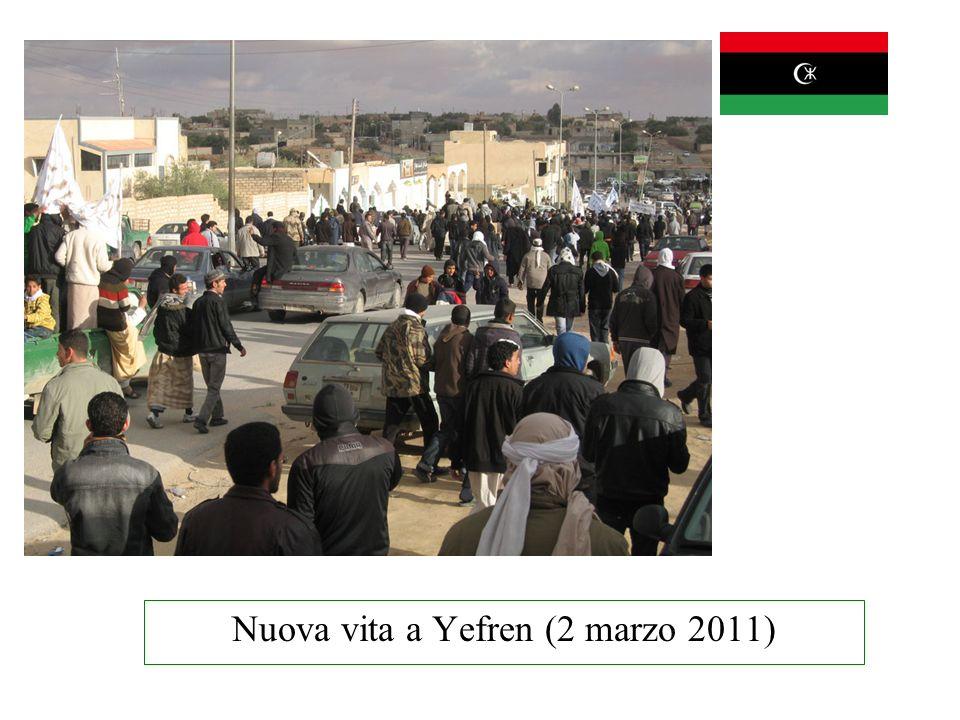 Nuova vita a Yefren (2 marzo 2011)