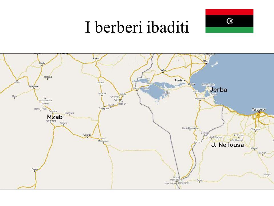I berberi ibaditi
