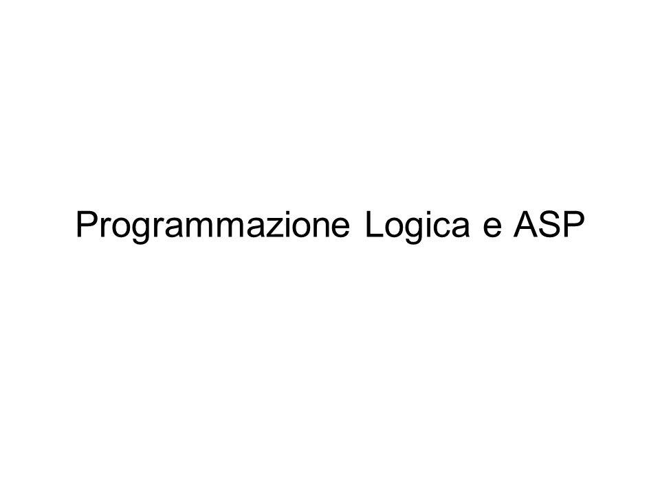 Programmazione Logica e ASP