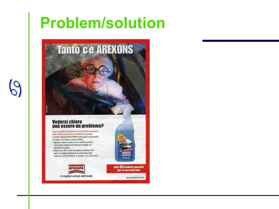 a Problem/solution