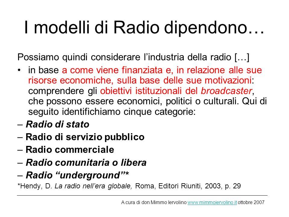 A cura di don Mimmo Iervolino www.mimmoiervolino.it ottobre 2007www.mimmoiervolino.it