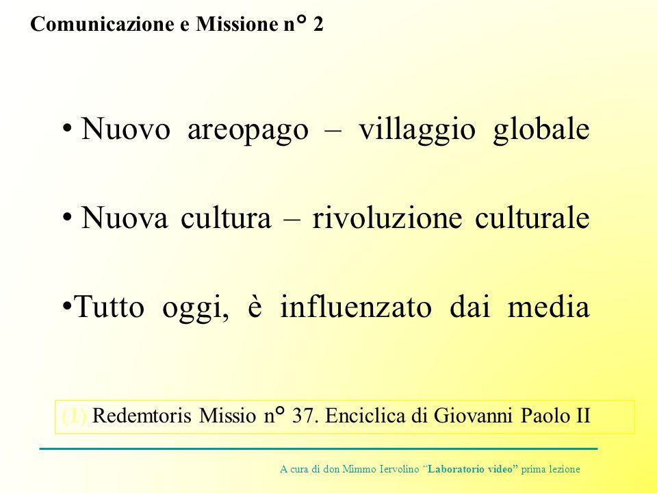 (1) Redemtoris Missio n° 37.