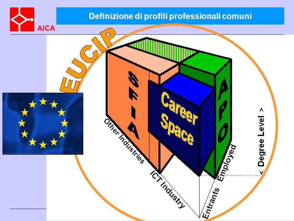 AICA 18 Definizione di profili professionali comuni