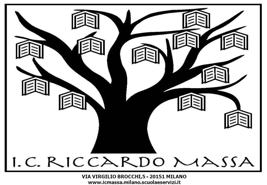 VIA VIRGILIO BROCCHI,5 - 20151 MILANO www.icmassa.milano.scuolaeservizi.it