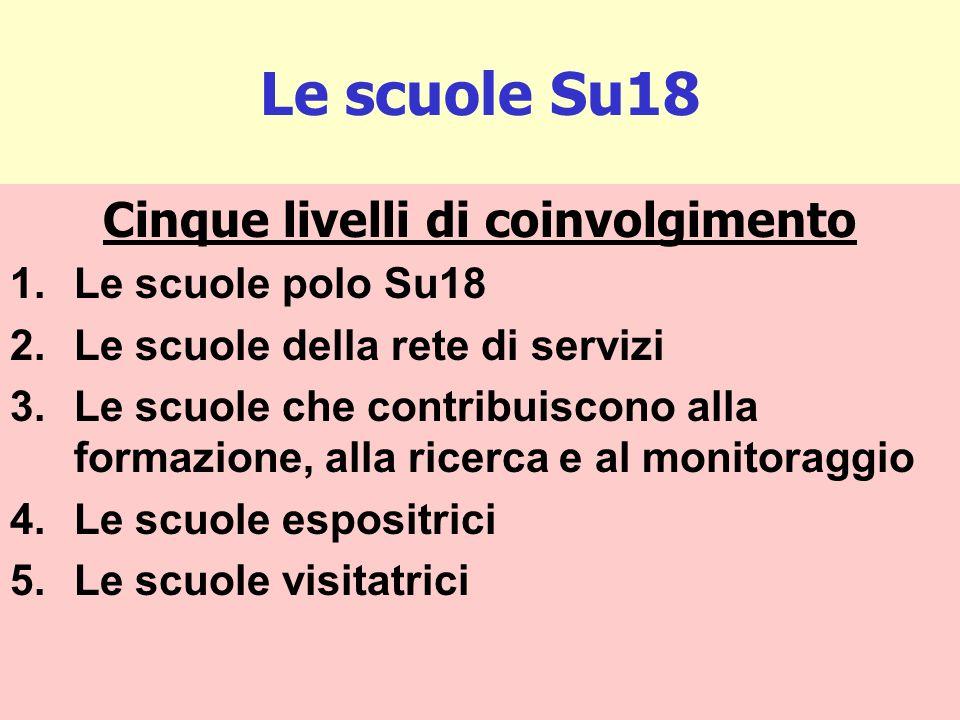 Ruolo delle scuole polo Amministrazione: SMS B.Croce (Mantova) Didattica e ricerca: Ist.