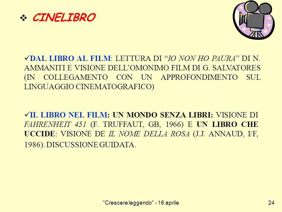 Crescere leggendo - 16 aprile25 INCONTRO CON LAUTORE BARBARA GARLASCHELLI, AUTRICE DISABILE DEL ROMANZO SIRENA.
