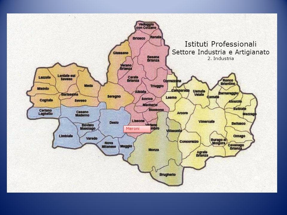 Istituti Professionali Settore Industria e Artigianato 2. Industria Meroni