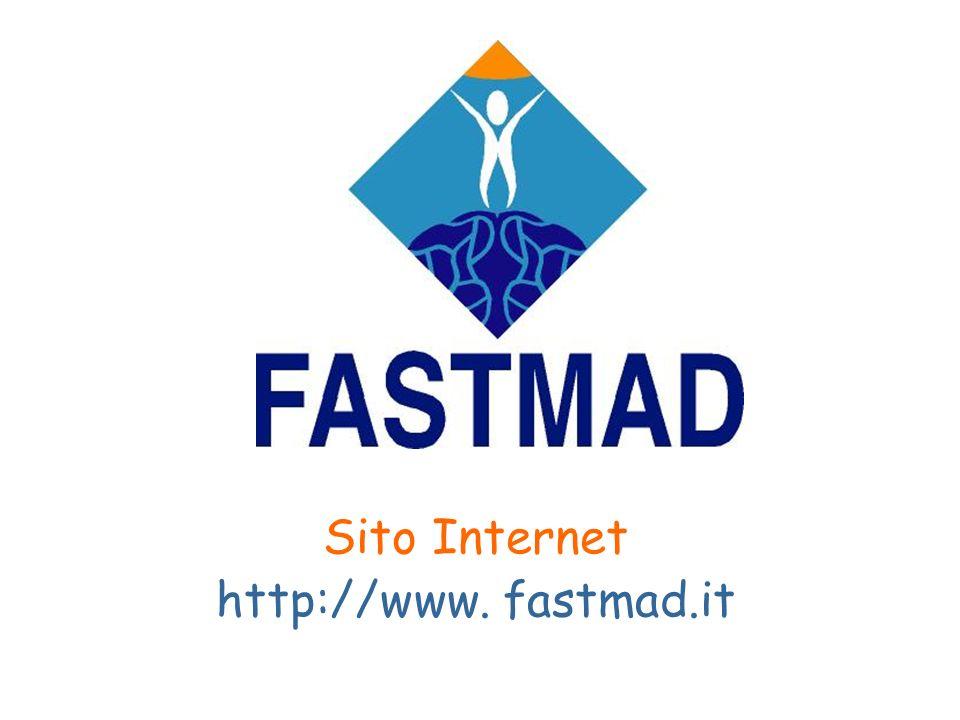 1717 Finanziamento del programma FASTMAD ¤ 1.800.000
