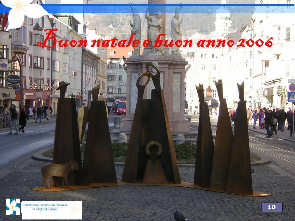 10 Buon natale e buon anno 2006
