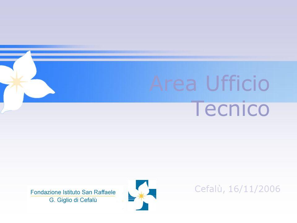 2 Attivit à ufficio tecnico Direzione lavori Gestione delle manutenzioni impianti ordinaria e straordinaria Rapporti tecnici con Enti: AUSL, VV.FF, I.s.p.e.l.