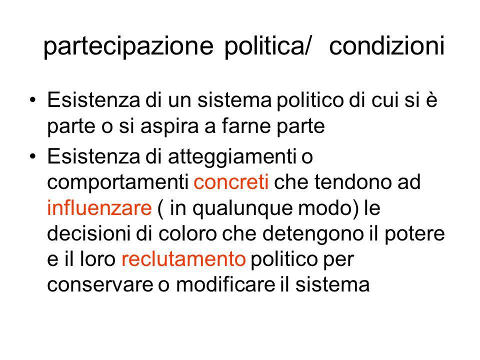 I sistemi elettorali Maggioritari a un turno in collegi uninominali.