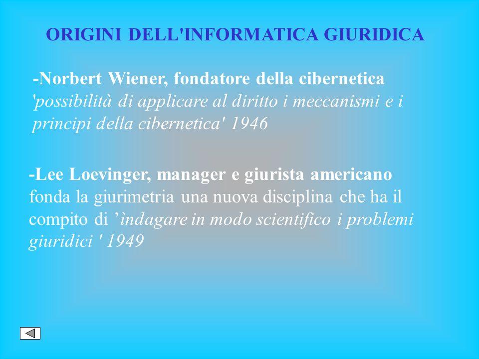Istituto per la Documentazione Giuridica del CNR GIANCARLO TADDEI ELMI