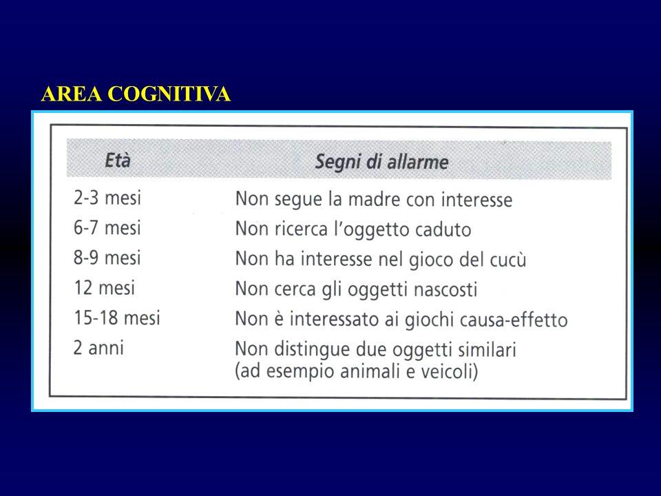 Fattori perinatali Prematurità e basso peso Encefalopatia ipossico-ischemica Emorragia intracranica Alterazioni metaboliche (ipoglicemia - iperbilirubinemia) Meningiti