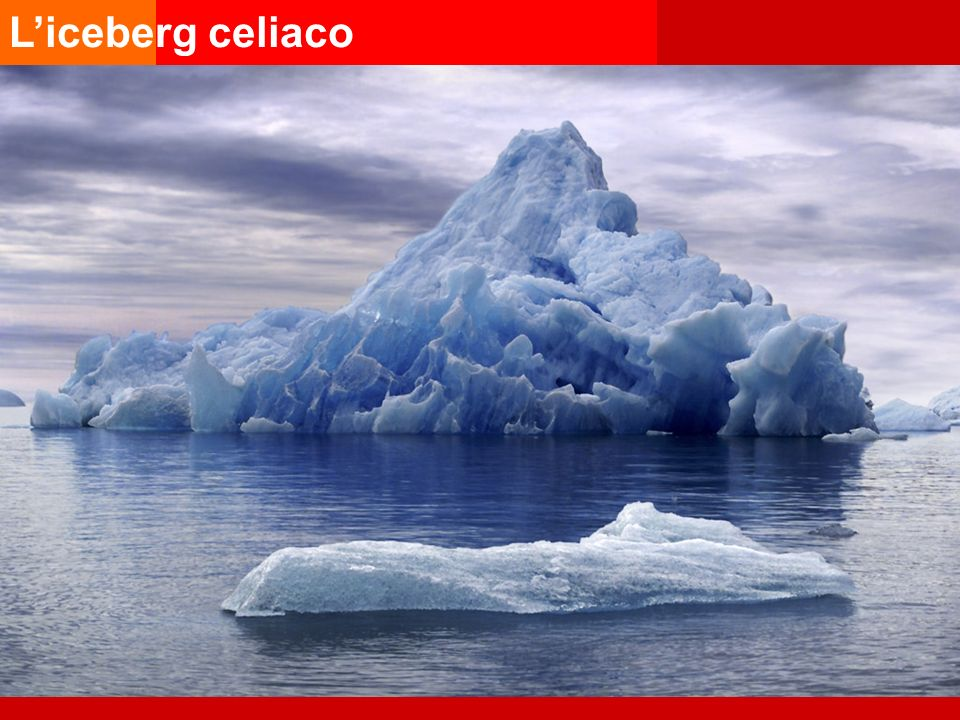 Liceberg celiaco