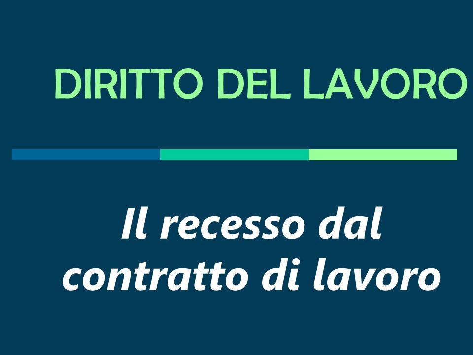 Lobbligo giudiziale di reintegra, questione fondamentale nellordinamento italiano È VERO O NON È VERO CHE SI TRATTA DI UN UNICUM NORMATIVO.