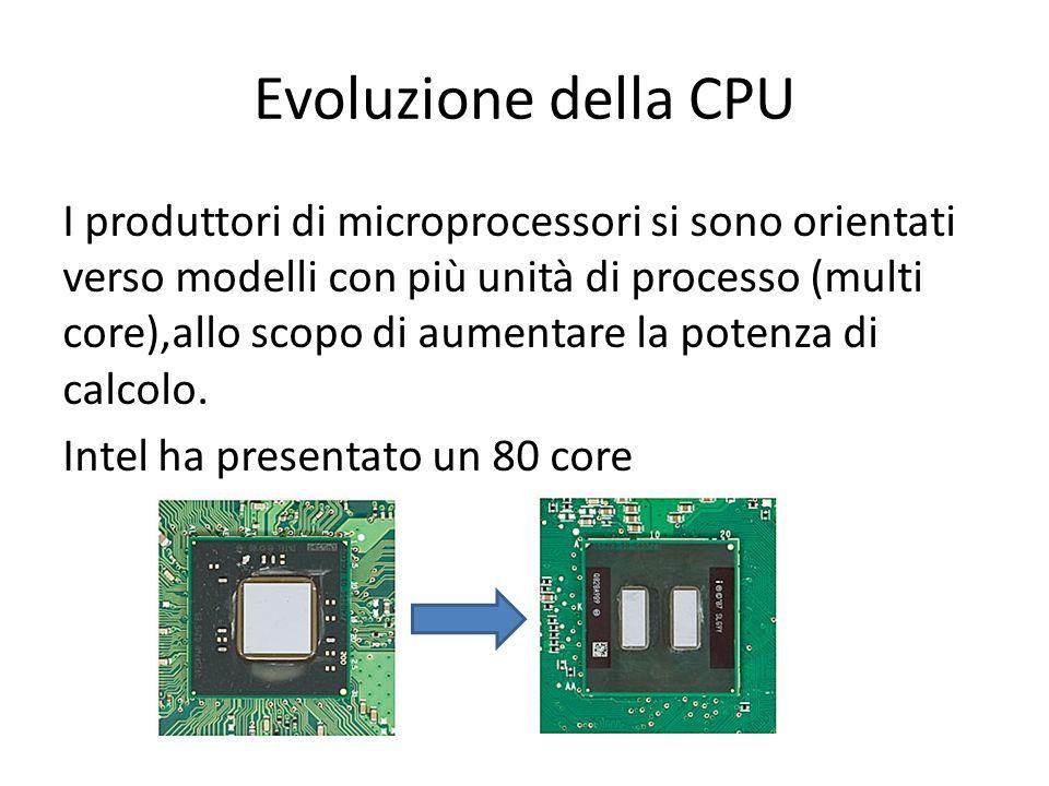 Problemi dei Multi-core Tradizionalmente i programmi sono stati scritti per essere eseguiti su un computer con una singola CPU ( modello Von Neuman).