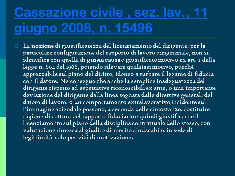 Cassazione civile, sez.lav., 23 febbraio 2009, n.