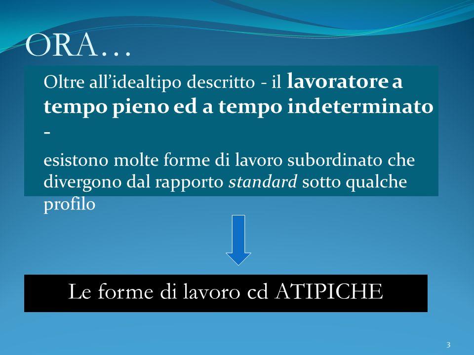 34 Corte d Appello Milano ( Sezione Lavoro) Sentenza 24/08/2007, n.