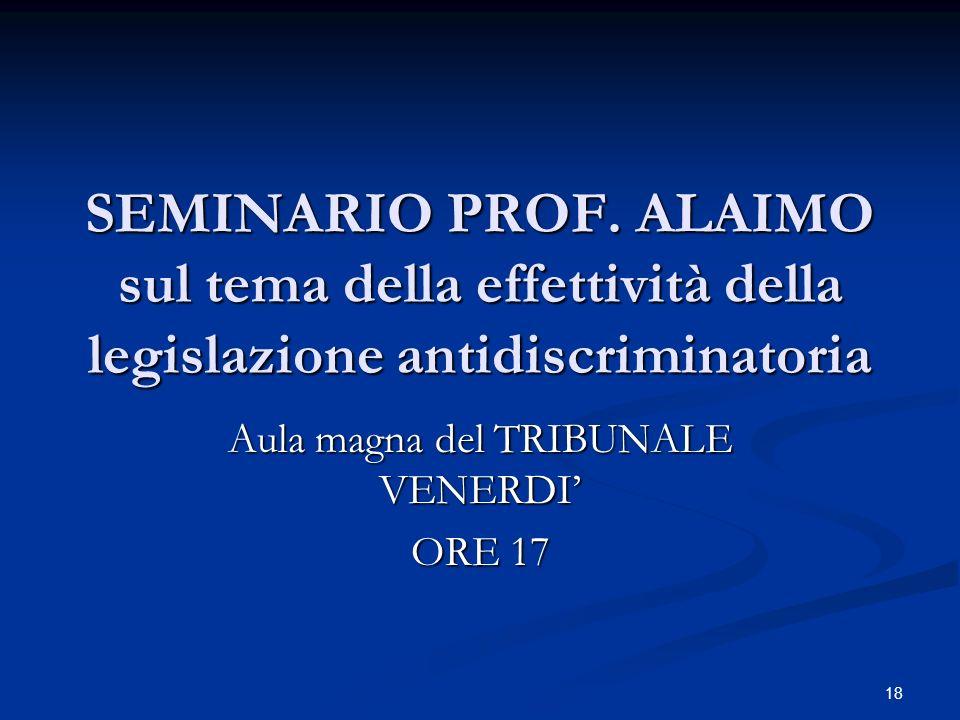 SEMINARIO PROF.