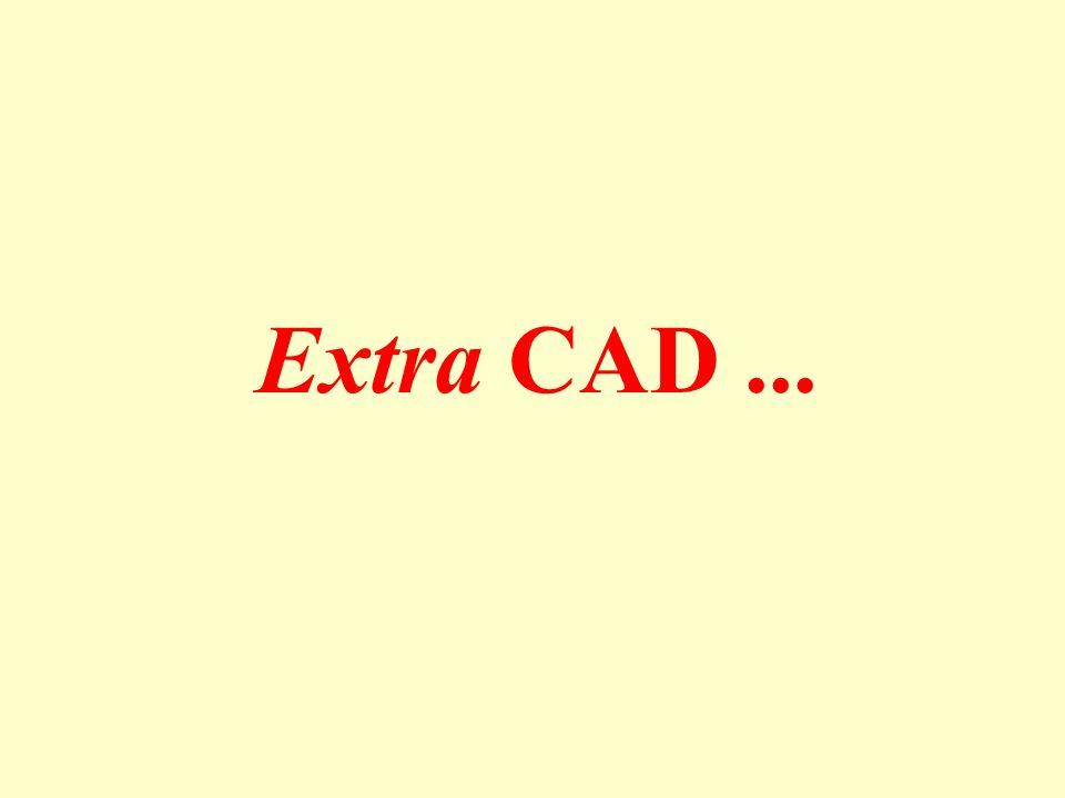 Extra CAD...