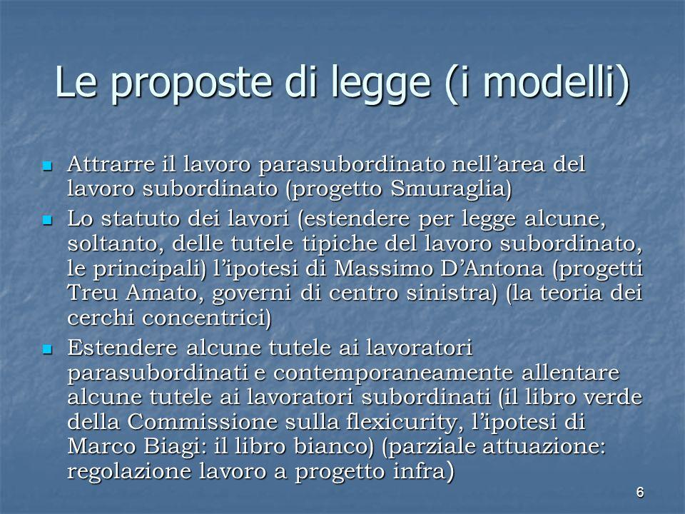 27 Costruire la linea ferroviaria ad alta velocità Milano-Roma è sicuramente un progetto, che dura dieci anni e che coinvolge migliaia di persone.