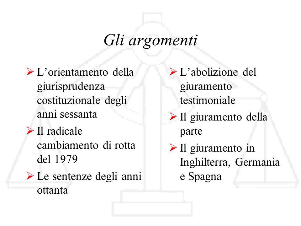 La formula prevista dallart.251 c.p.c. era analoga a quella dellart.