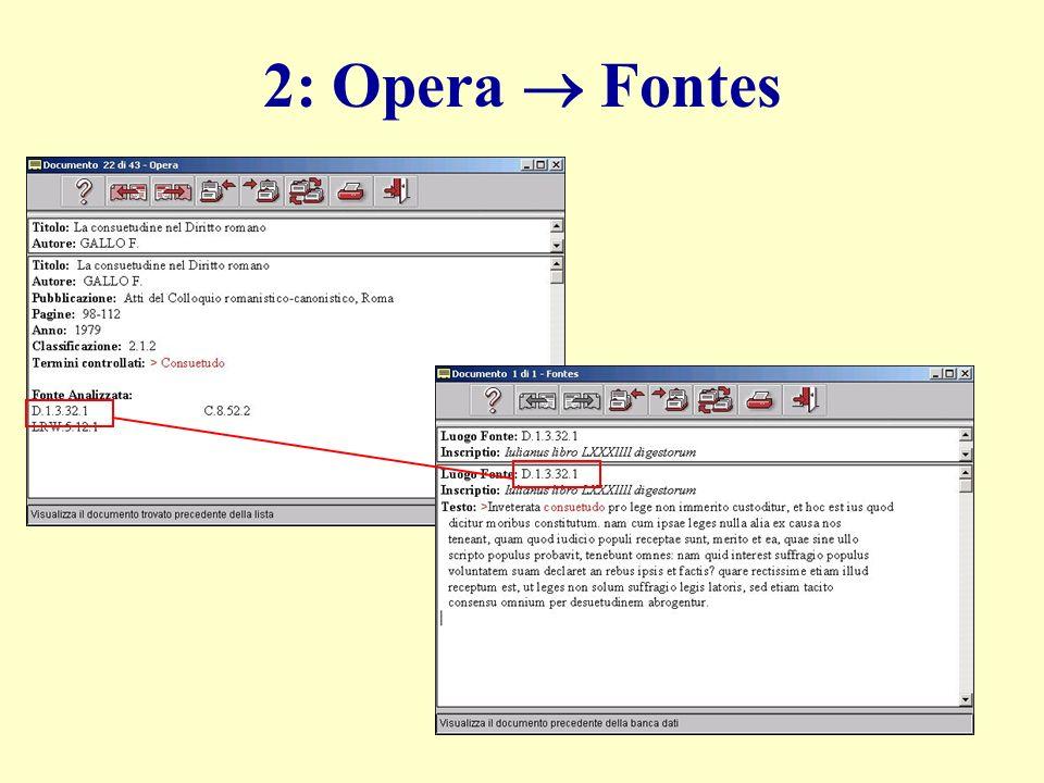 2: Opera Fontes