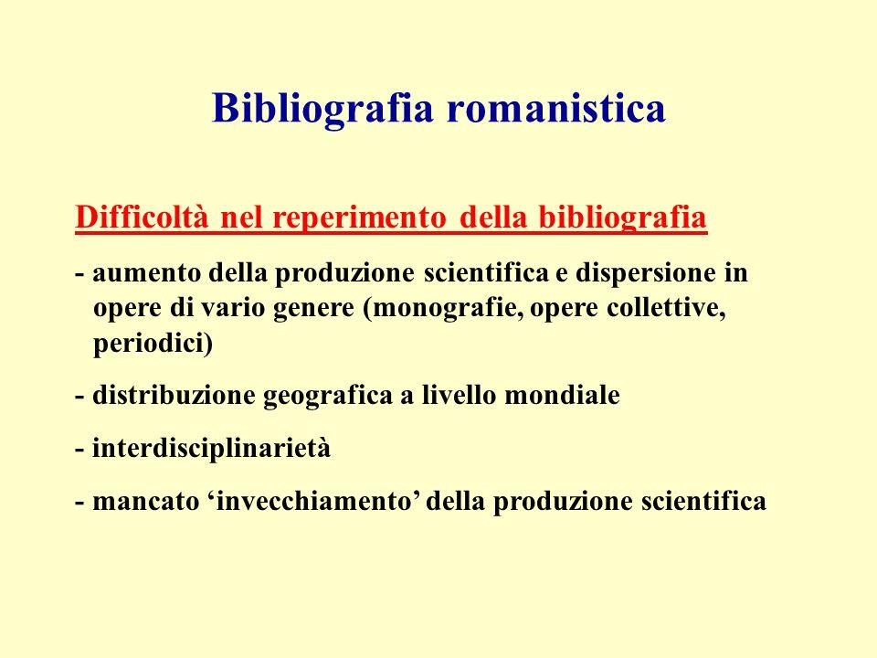 La fonte come strumento per laccesso allinformazione bibliografica Un modo di accesso allinformazione bibliografica tipico dello storico del diritto è quello di partire dalla citazione di una fonte.