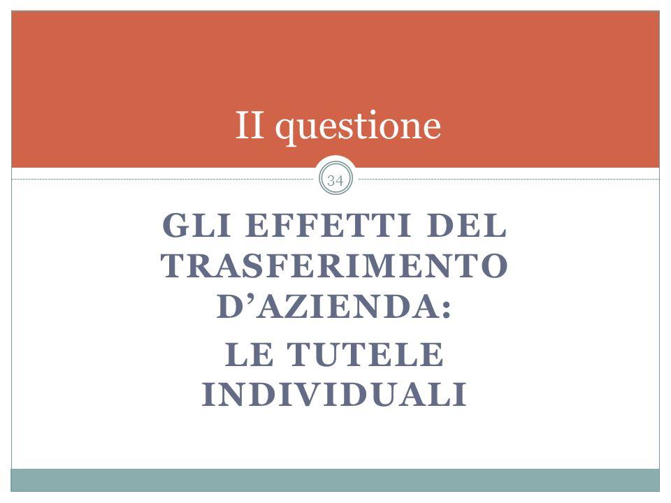 Secondo parte della dottrina… La definizione introdotta dal legislatore interno con il d.lgs.