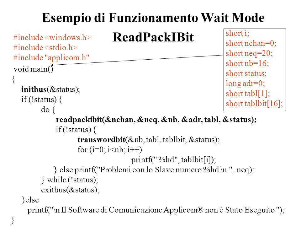 void main() { initbus(&status); if (!status) { do { readpackibit(&nchan, &neq, &nb, &adr, tabl, &status); if (!status) { transwordbit(&nb, tabl, tablb